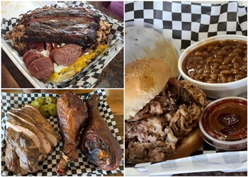 Plano barbecue restaurant Winners BBQ