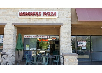 Thousand Oaks pizza place Winner's Pizza