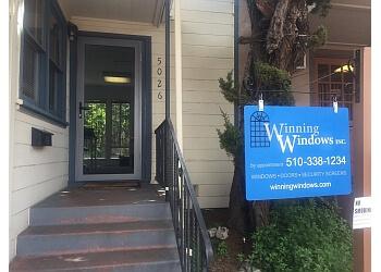 Oakland window company Winning Windows