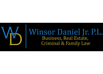 Pembroke Pines criminal defense lawyer Winsor Daniel Jr