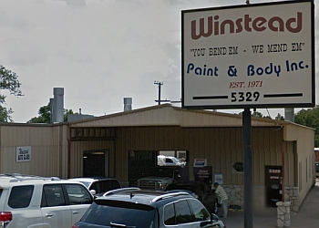Fort Worth auto body shop Winstead Paint & Body Shop