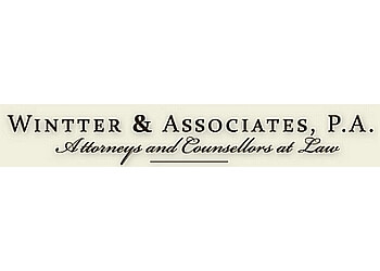 Hollywood estate planning lawyer Wintter & Associates, P.A.