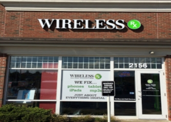 Columbus cell phone repair Wireless Rx