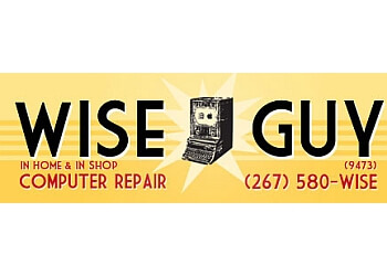 Philadelphia computer repair Wise Guy Computer Repair