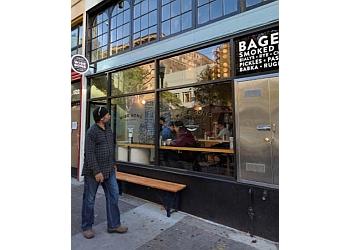 San Francisco bagel shop Wise Sons Bagel & Bakery