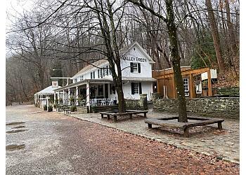 Philadelphia hiking trail Wissahickon Valley Park