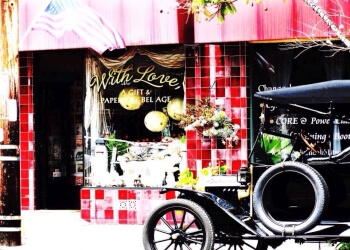 San Diego gift shop With Love Gift & Paperie