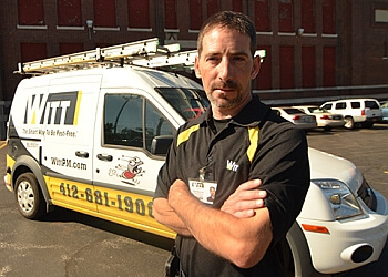 Pittsburgh pest control company Witt Pest Management