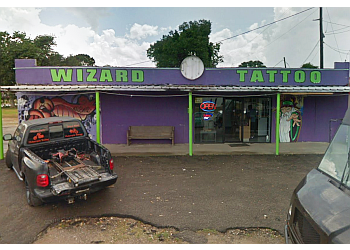 Beaumont tattoo shop Wizard Tattoo Studio