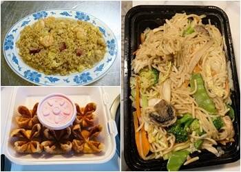 Killeen chinese restaurant Wok On Fire