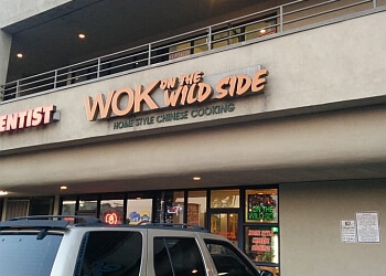 Inglewood chinese restaurant Wok On the Wild Side