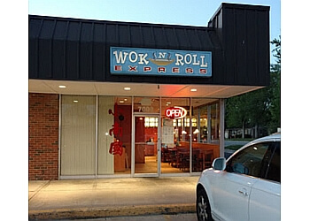 Overland Park chinese restaurant Wok 'n' Roll Express