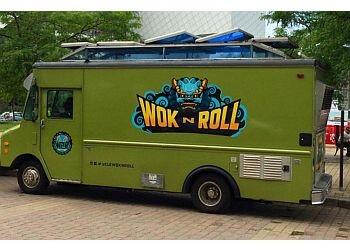 Cleveland food truck Wok n Roll Food Truck