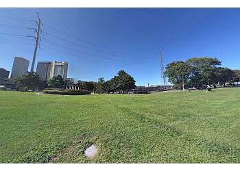 New Orleans public park Woldenberg Park