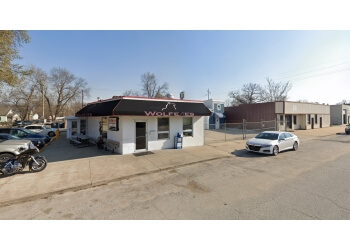 Kansas City cafe Wolfe-ES