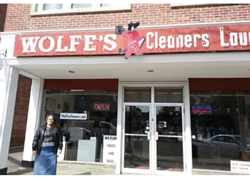 Stamford dry cleaner Wolfe's Dry Cleaners