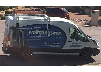Tempe hvac service Wolfgang's Cooling & Heating