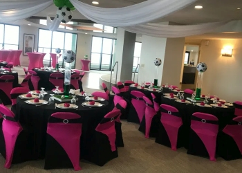 St Petersburg event management company Wonderland Events