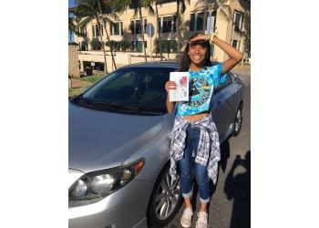Honolulu driving school Wong Way Driving Academy