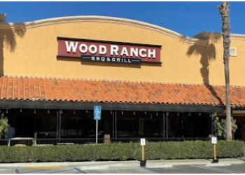 Anaheim barbecue restaurant Wood Ranch BBQ & Grill