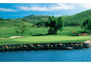 Simi Valley golf course Wood Ranch Country Club