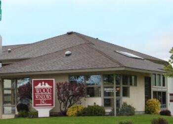 Boise City window company Wood Windows Inc.