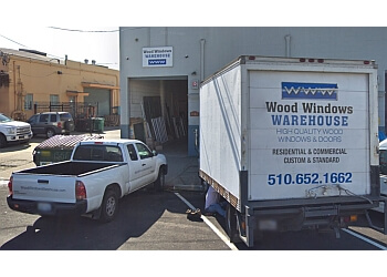 Berkeley window company Wood Windows Warehouse Inc.