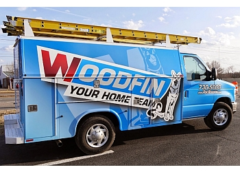 Richmond hvac service Woodfin Heating, Inc.