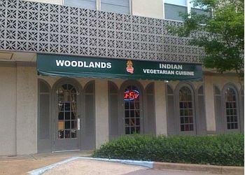 Nashville vegetarian restaurant Woodlands Indian Vegetarian Cuisine