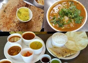 Chandler vegetarian restaurant Woodlands South Indian Kitchen