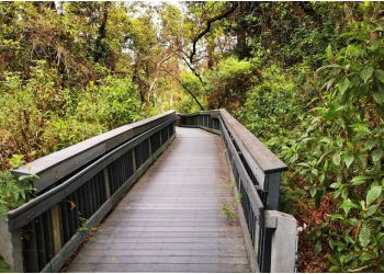 Coral Springs hiking trail Woodmont Natural Area