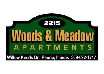 Peoria apartments for rent Woods & Meadows Apartments