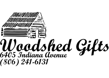 Lubbock gift shop Woodshed Gifts