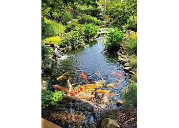 Tulsa public park Woodward Park