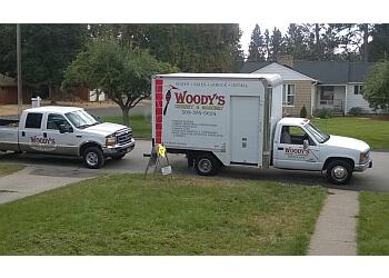 Spokane chimney sweep Woody's Chimney & Masonry Inc.