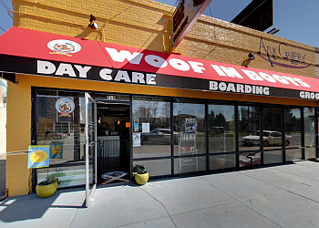Denver pet grooming Woof in Boots