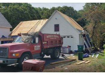 Lowell roofing contractor Wooster Roofing