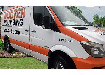 Tulsa plumber Wooten Plumbing