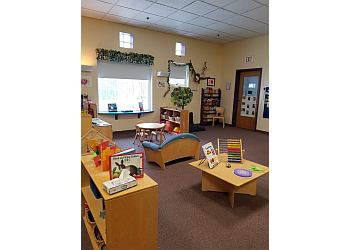 Worcester preschool Worcester JCC Early Childhood Center