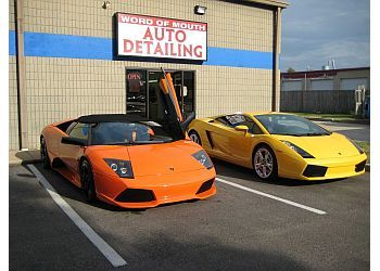 Memphis auto detailing service Word of Mouth Detailing