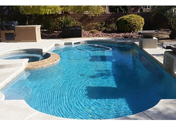 North Las Vegas pool service Work Myracles Pool and Spa Service