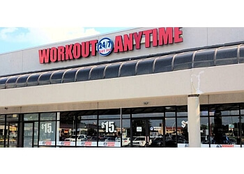 Huntsville gym Workout Anytime