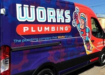 San Francisco plumber Works Plumbing
