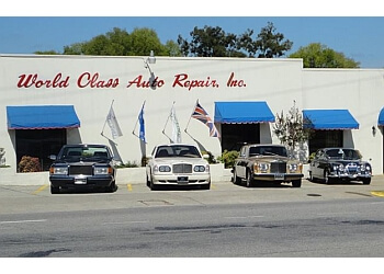 Birmingham car repair shop World Class Auto Repair
