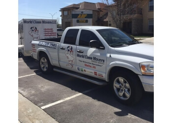 Olathe moving company World Class Movers, LLC