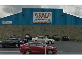 Rochester gym World Gym