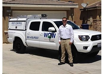 Bakersfield pest control company Wow Pest Control Inc.