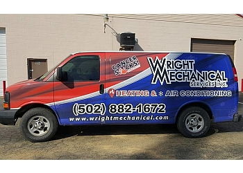 Louisville hvac service Wright Mechanical Services Inc.