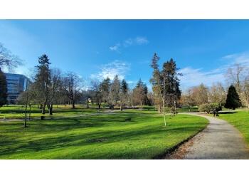 Tacoma public park Wright Park