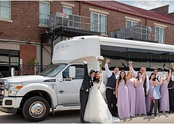 Cincinnati limo service Wright Party Bus & Limo